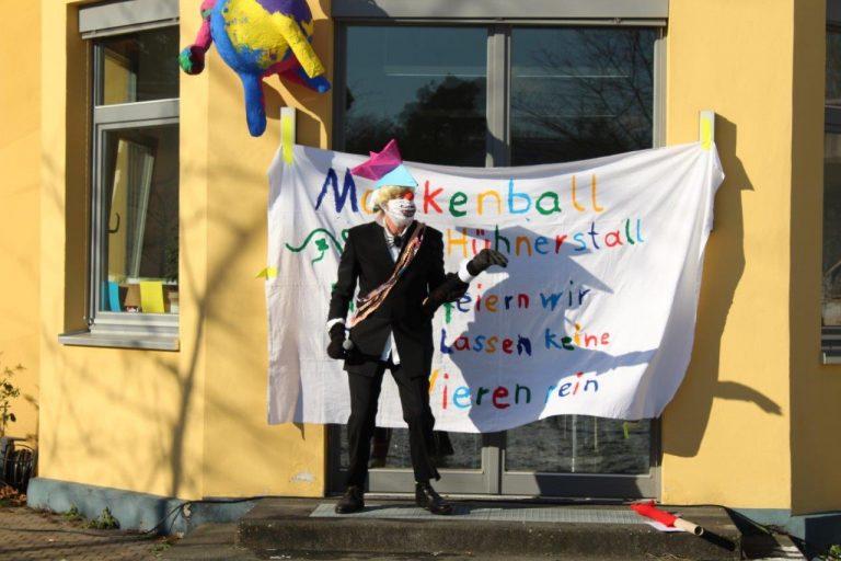 Faschingsfeier der Eugen-Neter-Schule